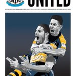 PROGRAMME: Supporters can read our full interview with Mitro in tomorrows matchday programme. Heres the cover pic from our 6-0 win at QPR! https://t.co/NJNhTA4Svz