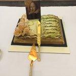 Celebrating Shakespeare in Oman at Royal Opera House, Muscat. @BritOmani @BritishCouncil https://t.co/XqxsN4ra0T