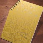 あとこれ。可愛いメモ帳だなあ!香川もこんなオシャレなもん出すようになったのかって思って開いたらうどん…