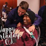 🎈Happy Birthday, @OJBrigance!🎈  Thank you for showing us what strength looks like. https://t.co/Nxe6g8rqnH