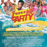 #F_INKPARTY01OCT TICKETS STILL AVAILABLE @Computicket R100 GENERAL R200 VIP https://t.co/W4LHeG3Q9E