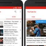 """YouTube Go"", la nueva aplicación que permitirá ver videos sin conexión a internet https://t.co/qpqTkM7096 https://t.co/D5zKo5eMZd"