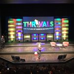 @louisvillemayor talks to #Thrivals9 student crowd abt innovation & changing Louisville. @JCPSKY @ideafestival #IF16 https://t.co/EnvsD4agXF