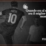 Il tributo del grande #Pelè a Francesco #Totti  #Totti40 https://t.co/BuUCtQjqdm