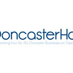 Come and get involved in #DoncasterHour Every Tuesday 8-9pm! For ALL businesses! Tweet, network, connect for FREE! #Doncasterisgreat @DNB_RT https://t.co/JFTeanscoi