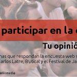 ¿Sabes cómo participar en Zaragoza? Completa la consulta y opta al sorteo de entradas > https://t.co/xPzLgytY2r https://t.co/VqKTZdDUZL