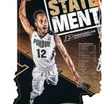 🔥🔥🔥🔥🔥Poster No. 1.   1️⃣-of-3️⃣ to be released. Pick this up Saturday at our Community Tipoff event.  🚂⬆️ #BoilerUp https://t.co/Gxm0SPsEZy