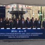 Acompañé a @AlcaldeBanck y @DiodoroCarrasco a la Ceremonia del CXCV Aniversario de la Consumación de la Independencia de México https://t.co/FKGRuoFA8c
