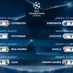 Ready for another night of #UCL football? Predict the scores ➡️ https://t.co/nd2koF8sVo #UCL https://t.co/S3QAfOnQM7