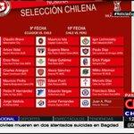 AHORA: @el_mago_oficial vuelve a @LaRoja #CNNChile https://t.co/tsvRYID1y4