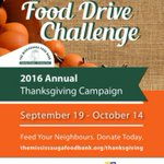 Encouraging all members to participate in the Mayors Fall Food Drive Challenge.  @Food_Bank @EdenFood4Change #community https://t.co/imGsskLBuq