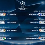 Results! Late drama, incredible goals, century-makers. Thats why we love the #UCL. https://t.co/PVceB3m7Ia