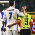 Cristiano & Emre Mor https://t.co/ne7JPpTo5T