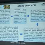 Jefa del .@MPguatemala , explica el modo de operar de la presunta estructura criminal #CasoElBodegón https://t.co/p6ManX4fEO