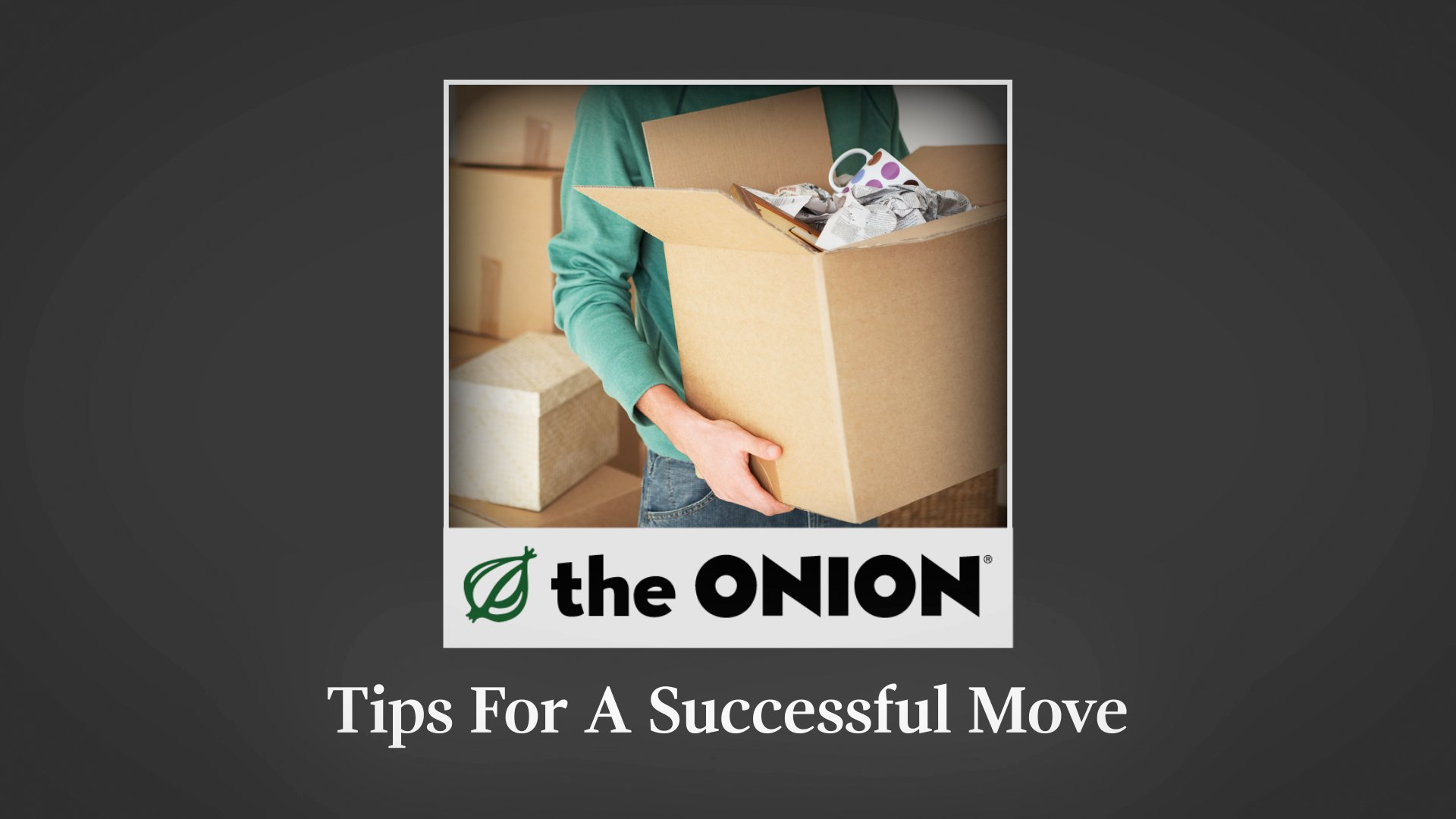 Tips For A Successful Move https://t.co/8MYOaSG558