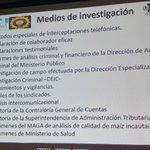 .@MPguatemala presenta los medios de investigación de la Fiscalía de Delitos Económicos #CasoElBodegón https://t.co/2jfBMfuRRq
