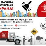 Una ciudad limpia es tarea de todos. #Cuernavaca https://t.co/HFFwxS7hqR