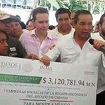 INAES y Sedesol impulsan a empresas sociales del #Chiapas @marcobalseca1 https://t.co/uoYFS47zTE https://t.co/WfnDFFnjSw