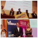 @Occitanie engagée auprès des #Startupper -euse 😉. Très heureuse de participer au lancement de cette 2e édition! https://t.co/uMaJXUVVP8
