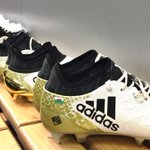 🆕👟💥 Our colours are first! Were ready for tonights match - are you?  👉 @adidasfootball  #X16 #ACE16 https://t.co/D7UKIJWtCC