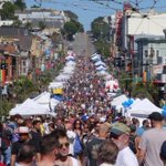 One of the citys most colorful street fairs is almost here! The 43rd Annual Castro Street Fair https://t.co/M1bEiRXHly #SanFrancisco https://t.co/YyxIeLuE4d