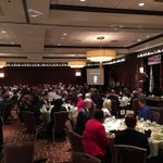 Milwaukee County Sheriffs Office awards luncheon underway at The Intercontinental Hotel. #MKE https://t.co/RkShhV1BlO