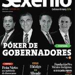 #SexenioRevista: Hidalgo, Tamaulipas, Puebla y Durango; estados con visión renovadora https://t.co/3Y7gy0RCtE https://t.co/vKGqyhkIg3