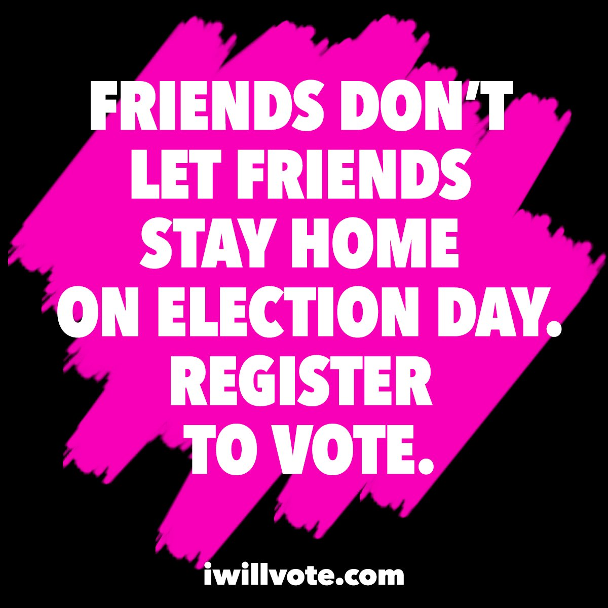 I'm registered to vote! Are you? Make sure you're registered at https://t.co/9kSqE16kjx https://t.co/bHcabfamWO