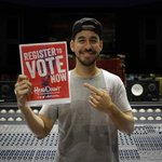 It's #VoterRegistrationDay. Spread the word & register to vote here: https://t.co/BYfHLdIYSs with @HeadCountOrg https://t.co/0PXfX2tRIS