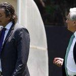 Dura polémica envuelve a Pizzi tras desconocer nuevo gerente https://t.co/TI5XDwPL9A https://t.co/0DyvlzrKek