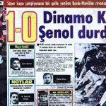 30 Eylül 1981...Trabzonspor 1 Dinamo Kiev 1...o gün kaleciydi...35 yıl sonra Kiev karşısında teknik direktör... https://t.co/KJtXB5rAuJ