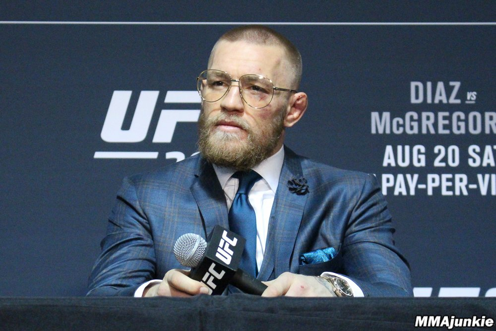 Video: Watch today's UFC 205 press conference featuring Eddie Alvarez and Conor… https://t.co/avayp7Fh5H #MMA #UFC https://t.co/Qasr9CKVK1