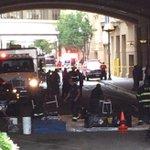 AC hazmat team works outside Caesars. #acpress https://t.co/2LcIxR1HCI