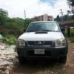 Se procede a consignar vehículos, por tirar basura en terreno ubicado frente a Torres Petapa, ruta Ciudad Real. https://t.co/qiRRbfSvKf