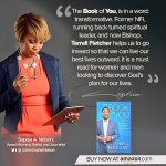 Book Review: author of #TheWomanCode @IAmSophiaNelson endorses #TheBookOfYou @terrellfletcher available today! https://t.co/bQxN130rJ0