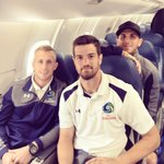 🛫 Carolina bound 🛫 #NYCosmos #CARvNYC https://t.co/0tnfW8zkGN