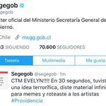 #SexoAnal es lo q espera al CM. https://t.co/3VXqmarkok