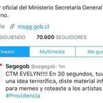 Ministro @marcelodiazd sincera intervencionismo electoral del gobierno. Único valor de insulto a @evelynmatthei https://t.co/QcDwxxjUEk