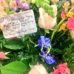 From the entire #Marlins organization, we thank the @Royals wives for this beautiful gesture. #JDF16 https://t.co/iauRNYtTRY