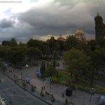 Llueve en este momento en el suroriente de #Puebla. Temperatura: 21° C. https://t.co/eHEbpK9ETd
