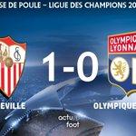 ⚽️ BUUUUUUUUUUTTT DE BEN YEDDER !!! FC Séville 1-0 OL https://t.co/jaVERvK5JS