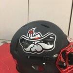 Ladies and gentlemen the wait is over. The black helmets are here and ready to go #unlvfb https://t.co/e8wr2BNcvt