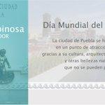 La ciudad de #Puebla es un manjar turístico. #DiaDelTurismo https://t.co/H8J6jiSbn9