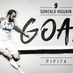 30 - GOOOOOOL! HIGUAIIIIIIN! DUE A ZEROOO! #DZGJuve https://t.co/yUp2ZKGqMH