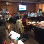 Asistiendo al concejo municipal por aprobación de modificación PRC nro 16. Ñuñoinos exigimos Plan Regulador a escala humana c/voz vecinal. https://t.co/m3aUTloiKI