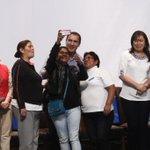 .@RafaMorenoValle realiza la 23 entrega del programa crédito a la Palabra de ka mujer en el @AuditorioMetPue https://t.co/jJlkytuSyf