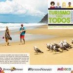 El 27 Sept #DíaMundialDelTurismo y hoy es ¡Turismo para todos! #tourism4all #WTD2016 #RivieraNayarit https://t.co/i0ysCVxomj