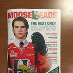 Introducing the 1st edition Mooseheads Magazine. Available starting Saturday. A must read for Moose fans. https://t.co/8wrwzwsEm9