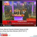 Contaré 1 chiste: Rafael Garay, Marcel Claude y hermanos Parisi entran a un set de televisión para hablar de economía... oh wait #AntiChiste https://t.co/E1JP7kCjOa