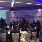 Felicito al hotel @GrandFAPuebla por su inauguración. Apuesta por #Puebla https://t.co/7tssioAnYT